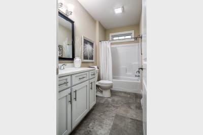 The Brookly bathroom