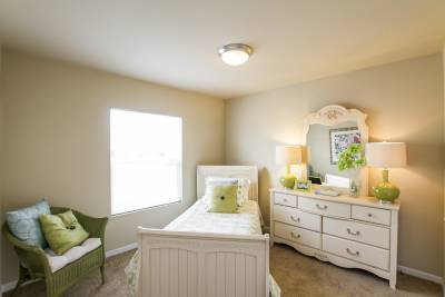 Redman Homes, Lindsay, California, Bedrooms