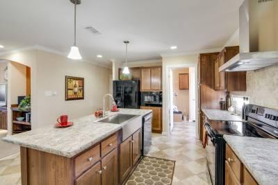 Cimarron Classic 3266B kitchen