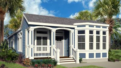 Manufactured and Modular Homes - California | Silvercrest