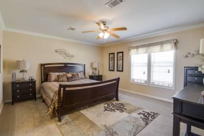 Cimarron Classic 3266B master bedroom