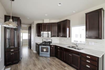 Sierra Limited SL07 kitchen