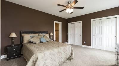 New Image, Bedrooms