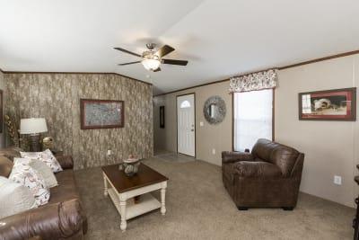 The Wentz 492B living room
