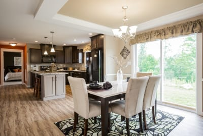 New Era Beckley dining room