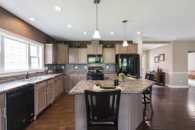 New Era Charleston kitchen