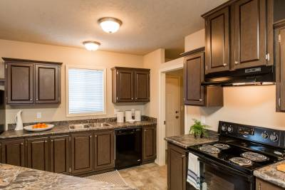 Champion Homes, Weiser, Idaho, Kitchens
