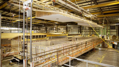 Titan Factory Direct, building process