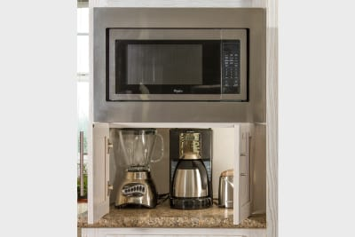 Ultimate Kitchen Two, convenience center
