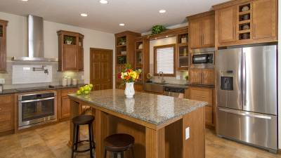 Fortune Homes, Ultimate Kitchen Two