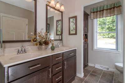 New Era Mulberry master bath