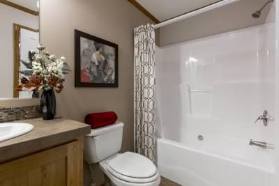 The Manning 506 master bathroom