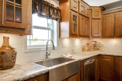 Redman Homes, York, Nebraska, Ultimate Kitchen Two