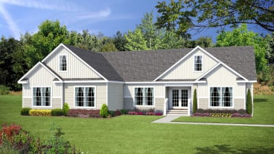 Manufactured home plans available through Superior Homes