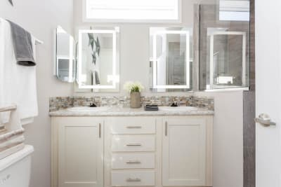 Vanity Sink LED Mirrors