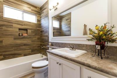 The Kingsbrook bathroom
