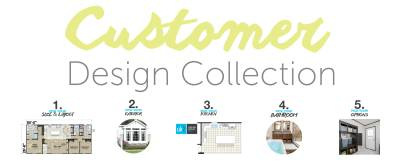 Champion Homes, Customer Design Collection