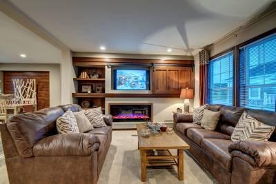 Titan Homes Catena Living Room