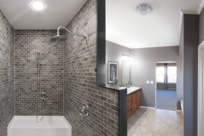 Champion Homes, York NE, bathrooms
