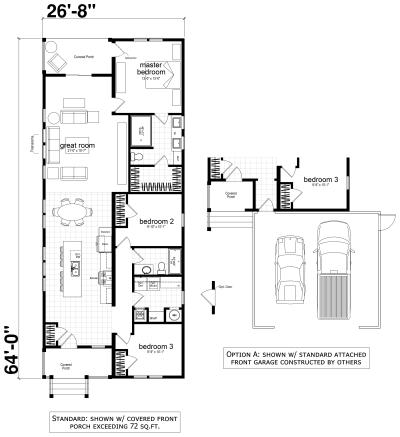 Genesis Homes - Model 7