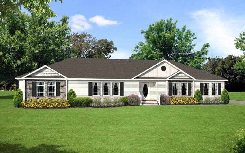 The lakeview champion homes champion homes - Champion home exteriors glassdoor ...