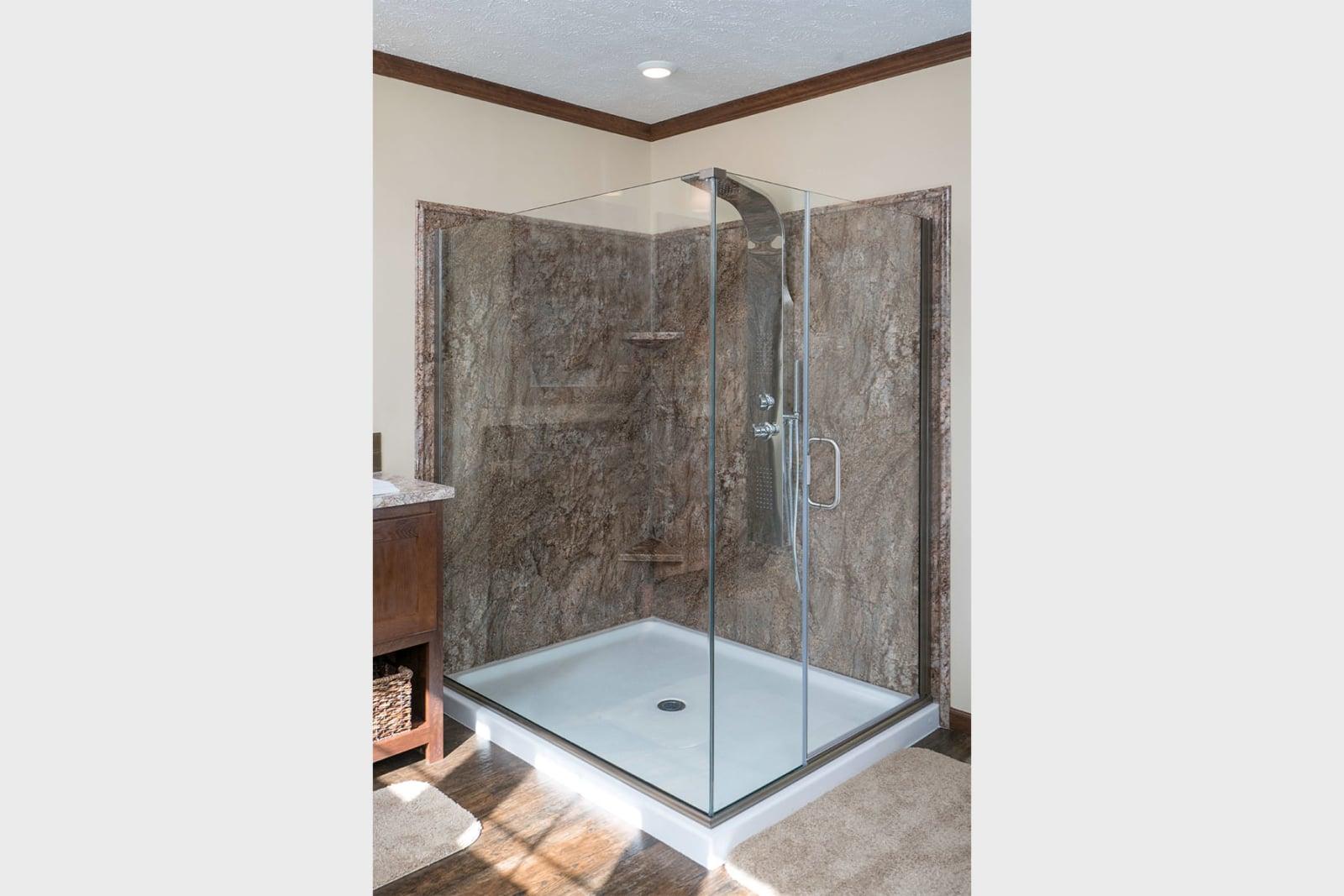 Radiant Spa Bath | Champion Homes