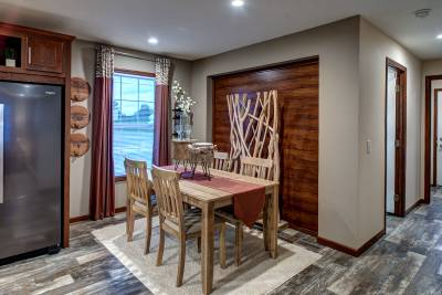 Titan Homes Catena Dining Room