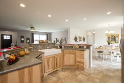 New Image, Kitchens