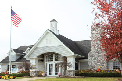 Meadow Creek clubhouse