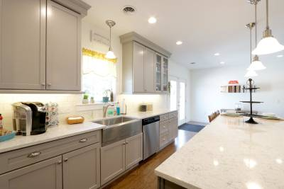 Excel Homes, The Charles, kitchen