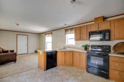 CN448 kitchen