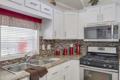 Model 552L kitchen