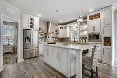 Genesis Homes - Model 11 kitchen