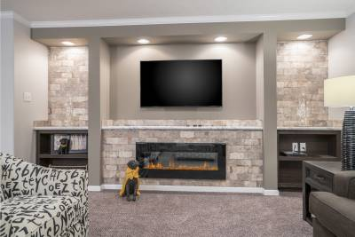 Innovation 3273 entertainment center