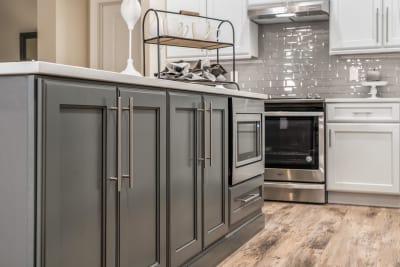 The Brookly kitchen island