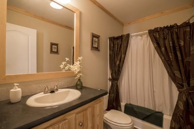 Brazos XL bathroom