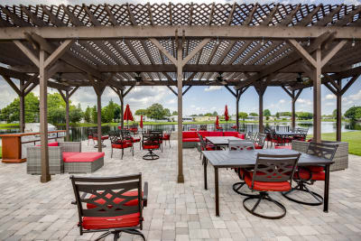 Gulfstream Harbor patio