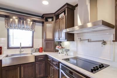 Redman Homes, Ephrata PA, Ultimate Kitchen Two