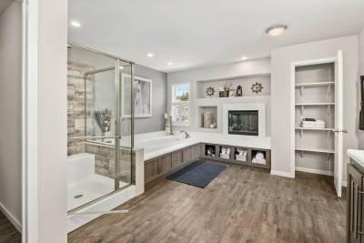 Champion Homes, York NE, Bathrooms