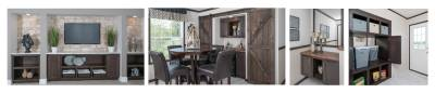 Champion Homes, Customer Design Collection, Options