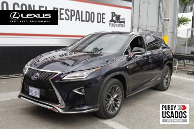 RX450H F SPORT- PANORAMIC ROOF
