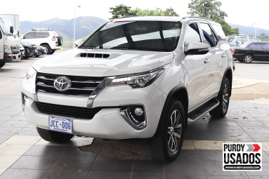 FORTUNER LIMITED 4X4 TA