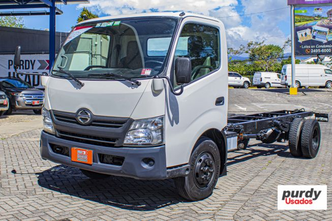 HINO Dutro 6 TON 4009 cc Turbo 150 hp