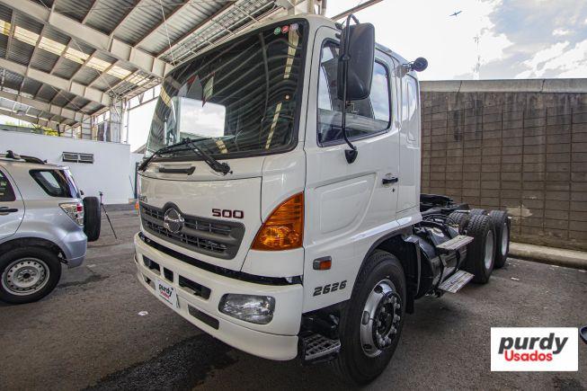 HINO VAGONETA 19.2 Ton7961 cc Turbo