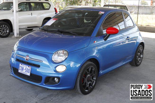 FIAT 500 SPORTGT M/T 1.4L
