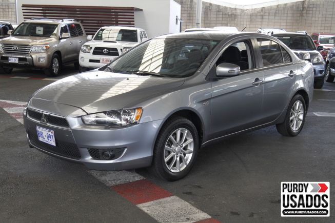 LANCER GLS SEDAN GAS 1.6L A/T