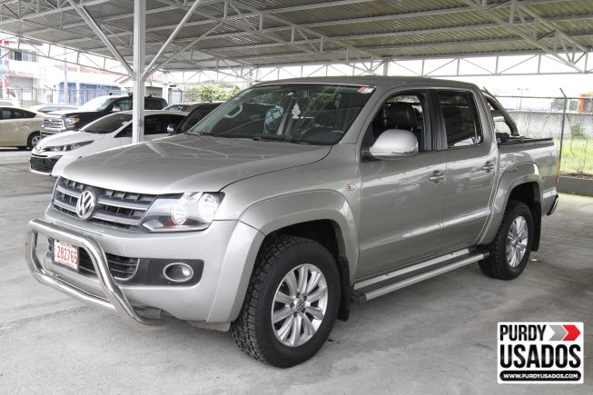 AMAROK PICK UP DC 4X4 TDI T/A