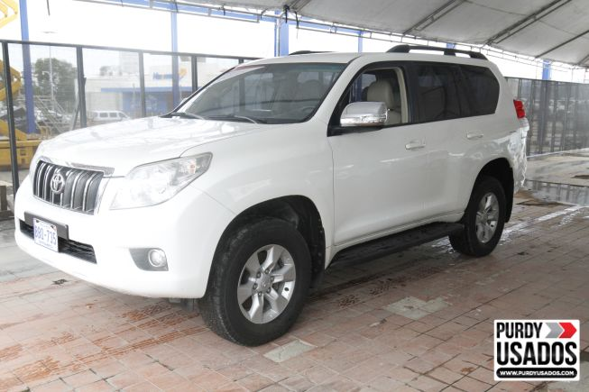 PRADO LAND CRUISER