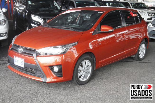 YARIS HATCHBACK 1.3 S - T/M