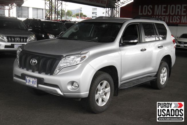 LAND CRUISER PRADO TURBO AUT TELA 3L
